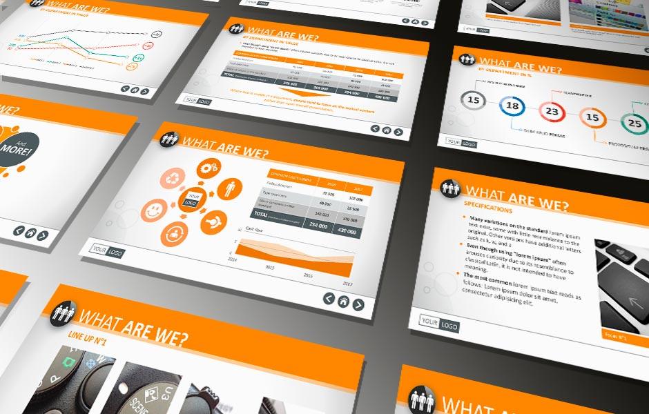 Agence Powerpoint - Création présentation PowerPoint - mise en forme PowerPoint
